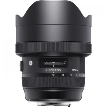Sigma 12-24mm f/4 DG HSM Art Lens for Nikon F